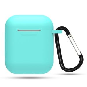 Accessories - NEW Apple Airpods Protective Silicone Case W/Hook